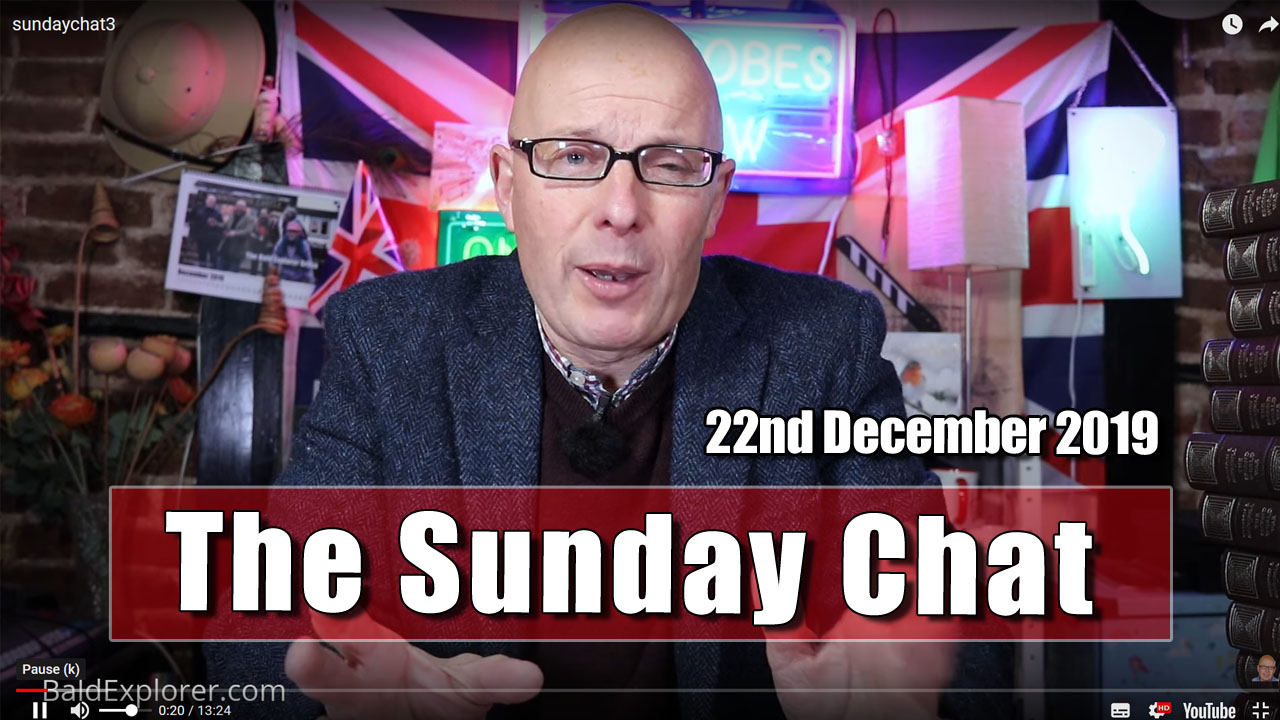 The Sunday Chat - 22nd December 2019