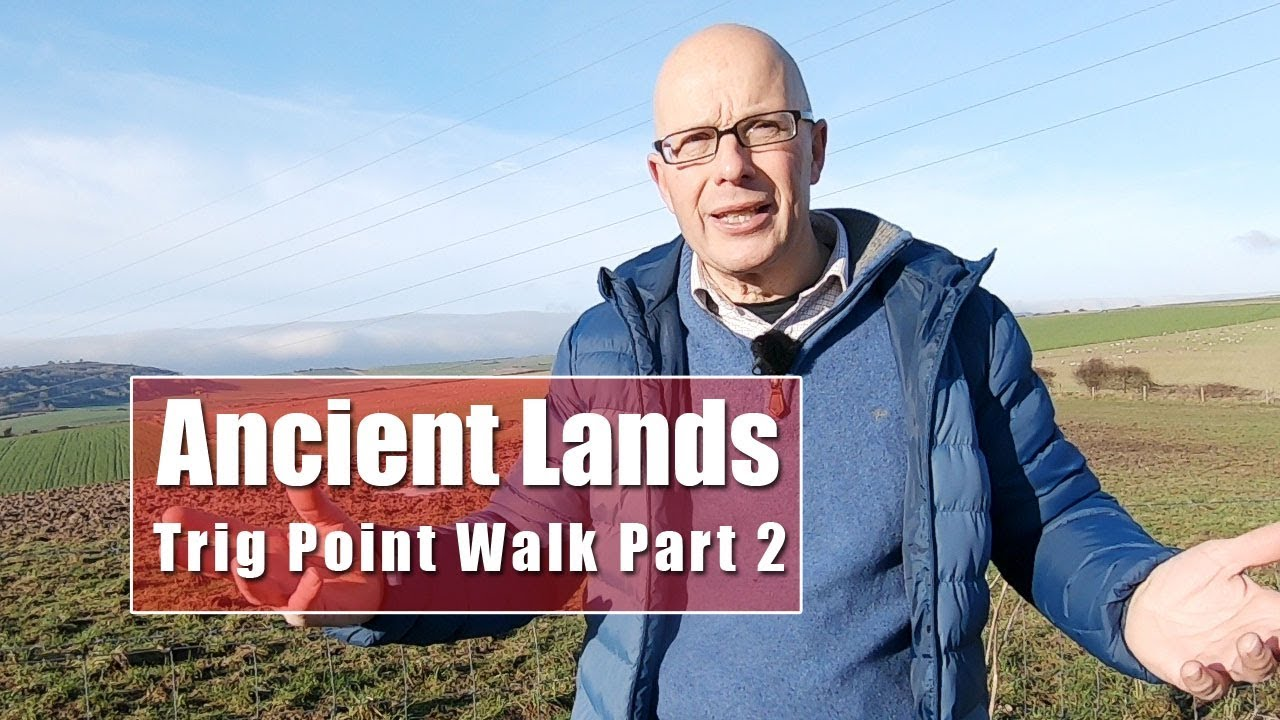 The Walk to the Trig Point - Part Two