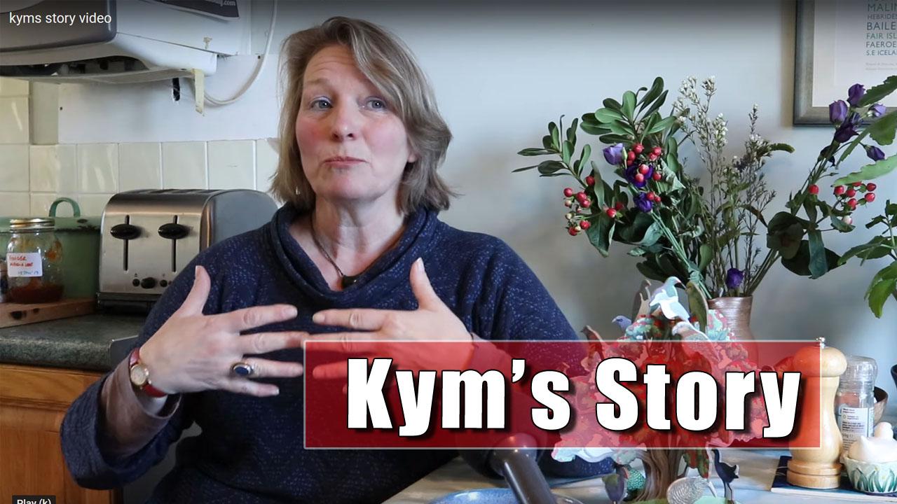 Kym Murden Tells a Story