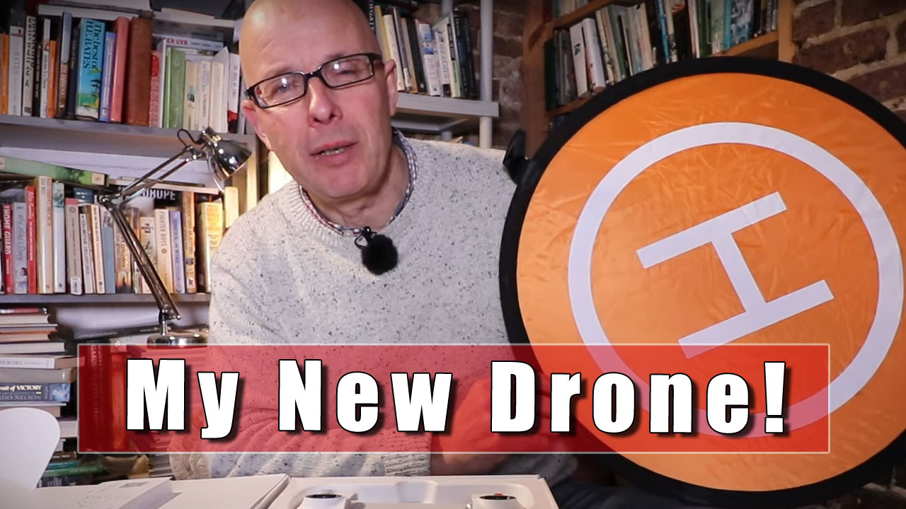 I have a Drone but I just can't Fly it!