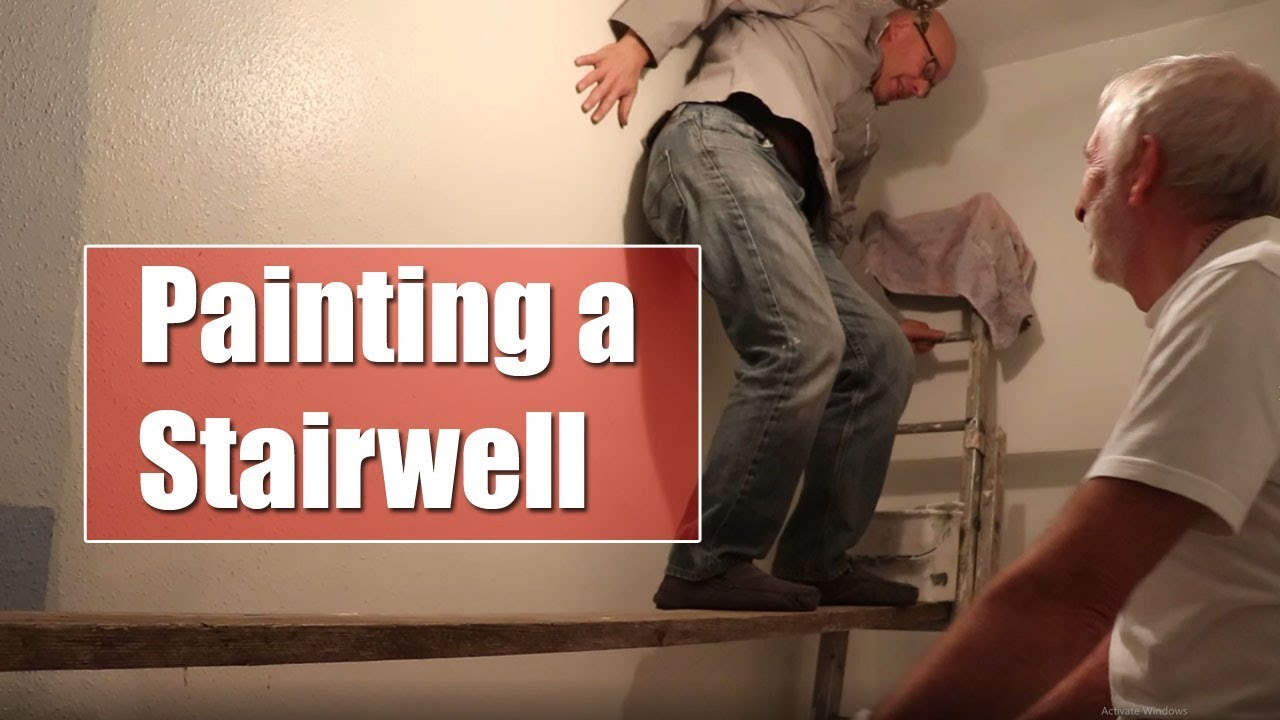 Decorating a Period House - Pt 2: Richard walks the plank!