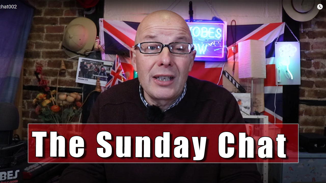 The Sunday Chat - 15th December 2019