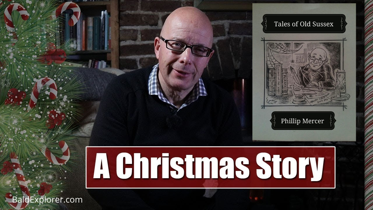 Philip Mercer's Christmas Tale