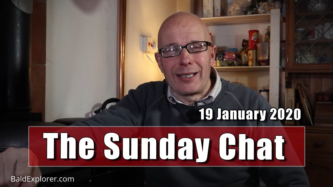 The Sunday Chat - 19th January 2020
