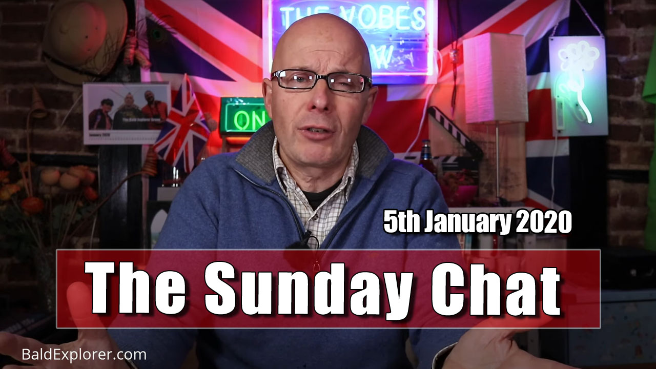 The Sunday Chat - 5th January 2020