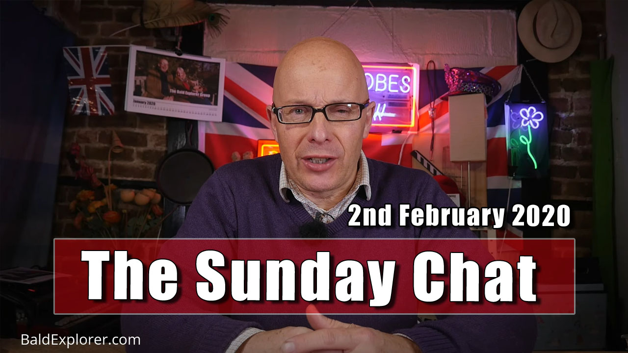 The Sunday Chat - 2nd February 2020