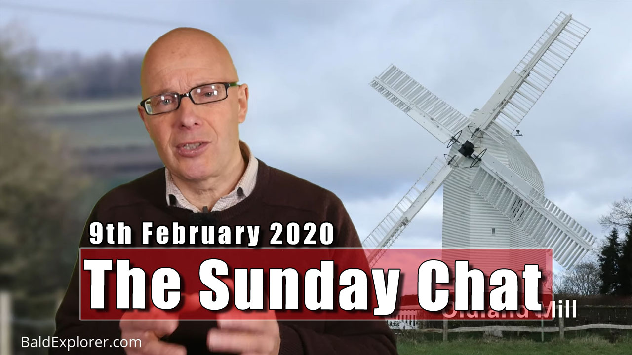 The Sunday Chat - 9th February 2019