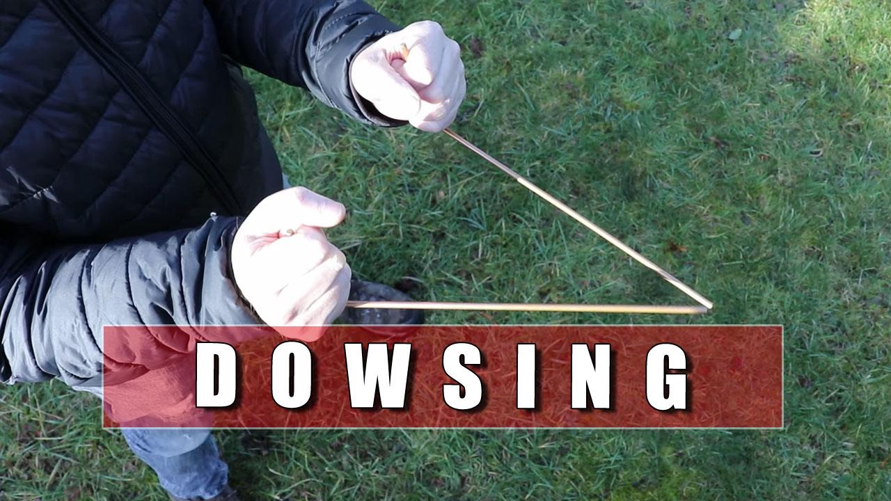 Dowsing with Marq English