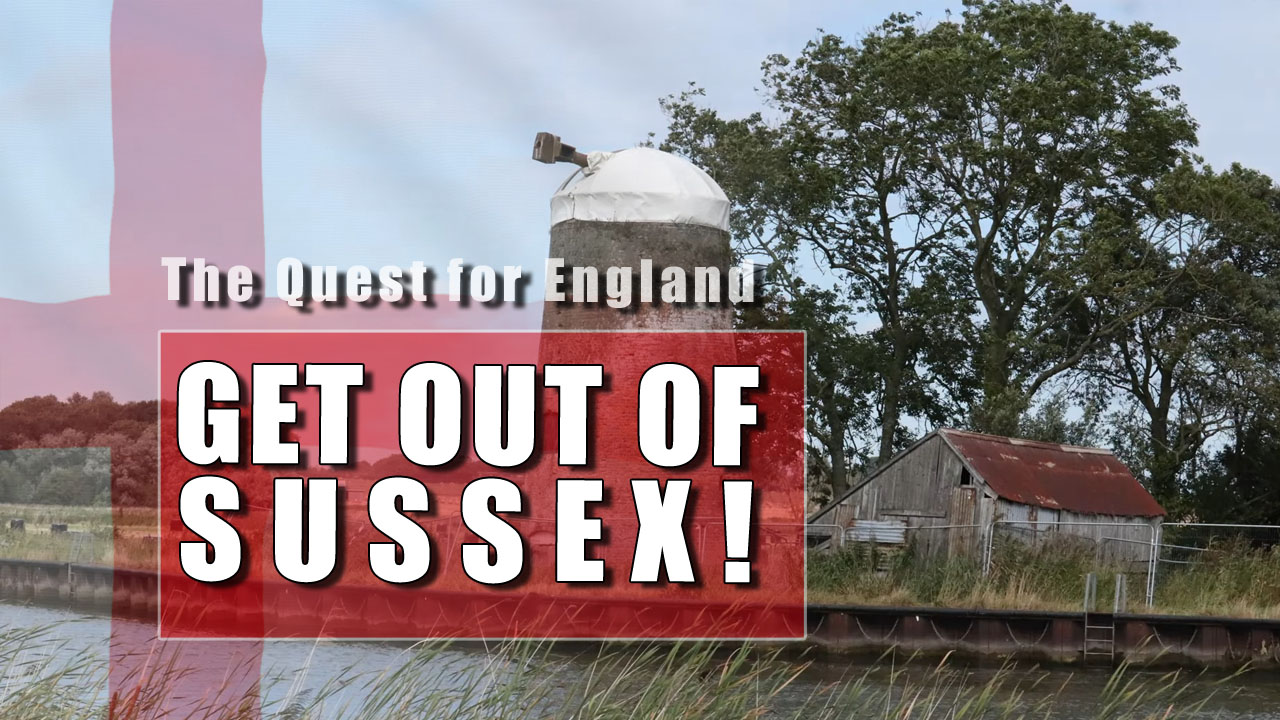 The Quest for England: Travelling the Country