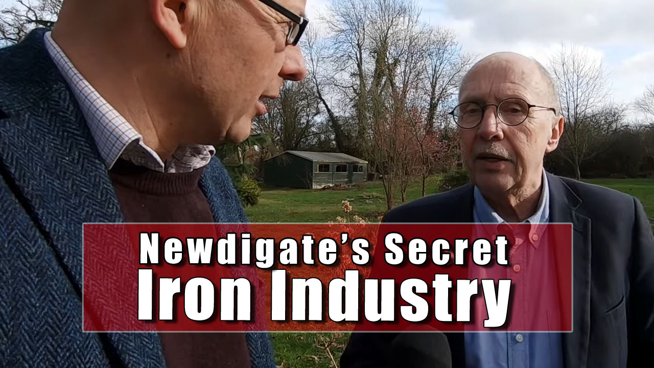 The Lost World of the Newdigate Iron Works