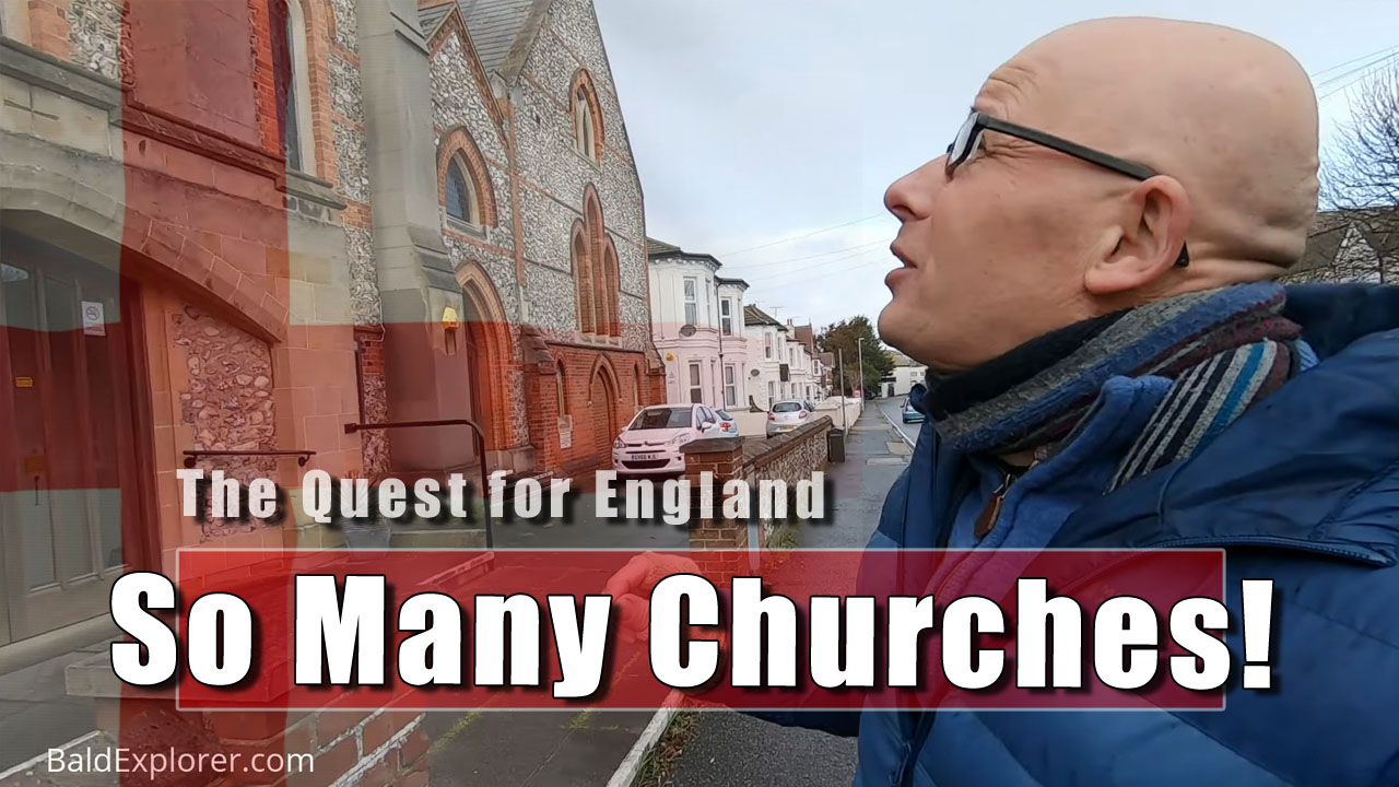 In Search of England: Why So Many Churches?