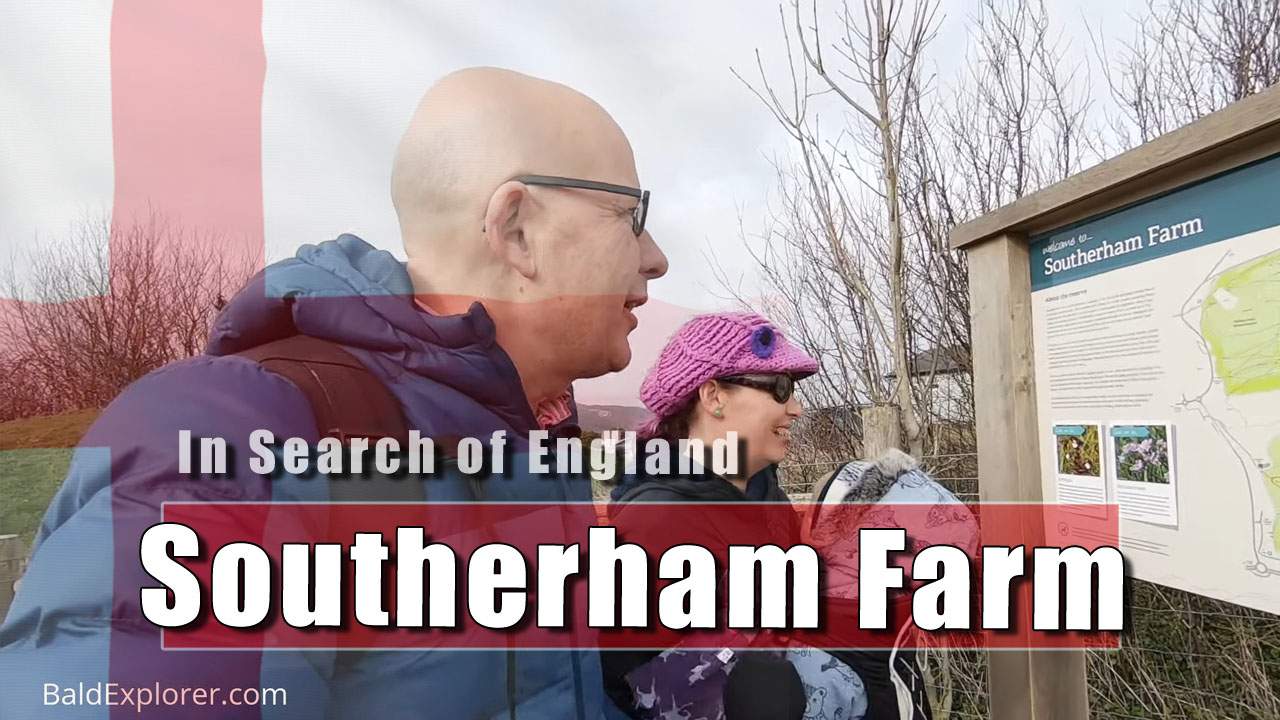 In Search of England: A Walk to Southerham Farm