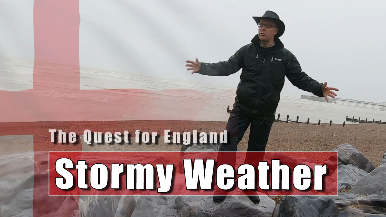 The Quest for England: In Search of a Storm