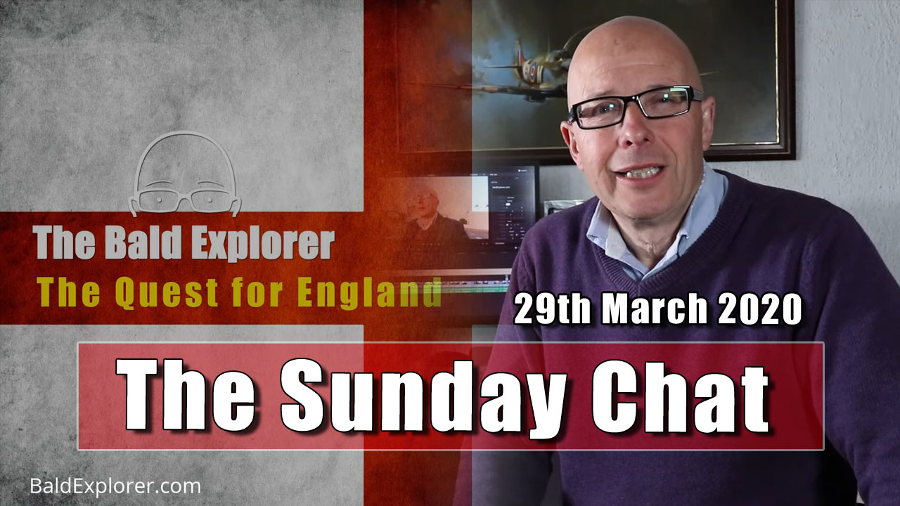The Sunday Chat - The Quest So Far - 29th March 2020