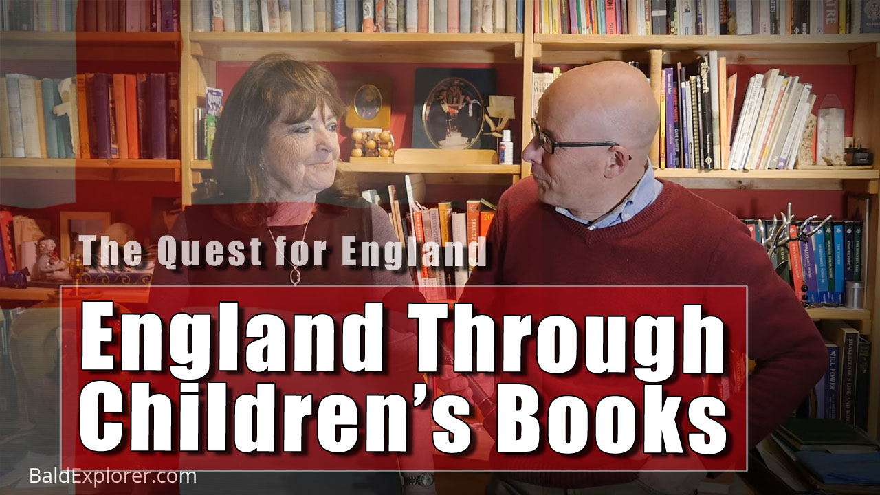 The Quest for England: Books from our Childhood.