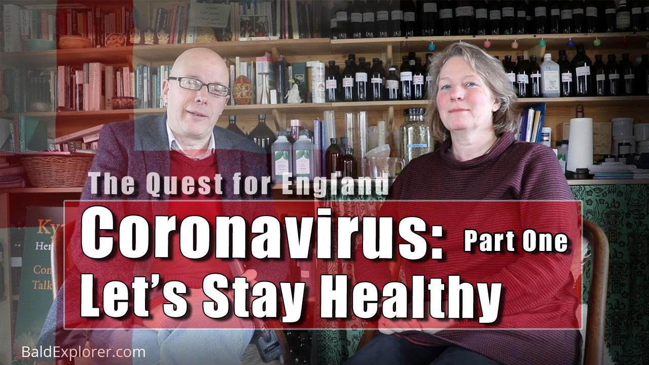 Coronavirus: Keep Healthy.