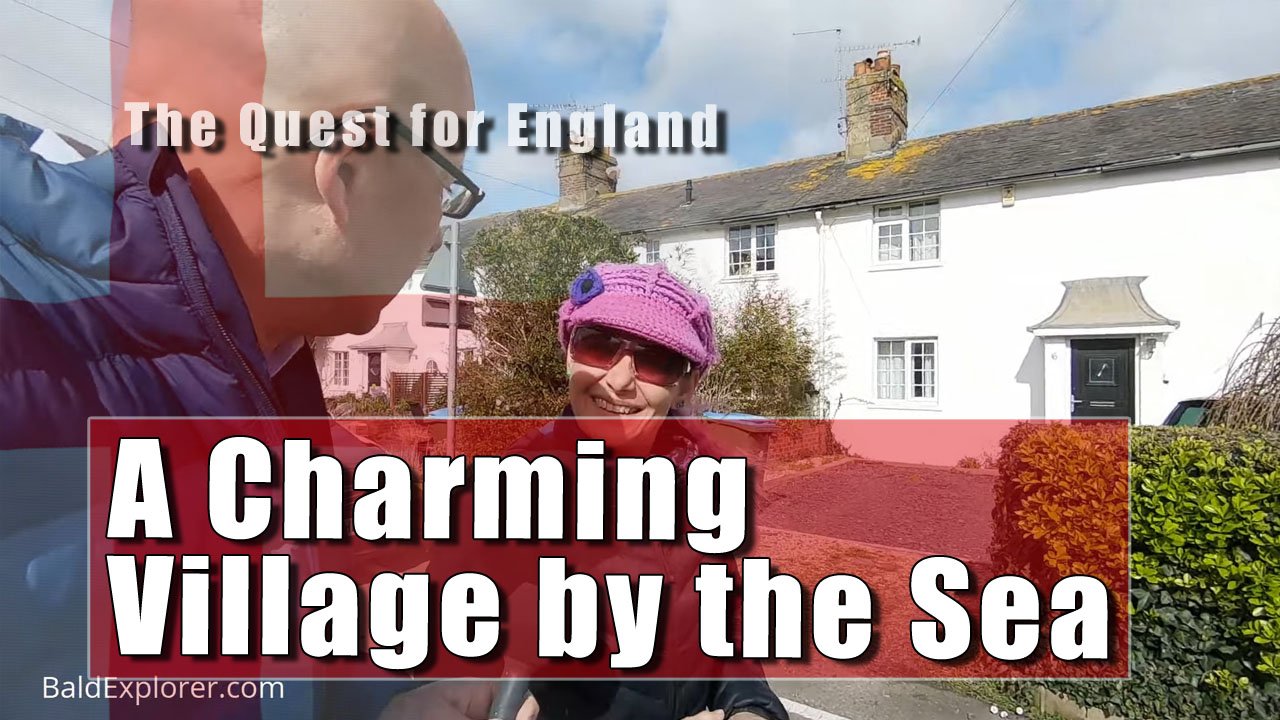 The Quest for England: Exploring East Preston in West Sussex