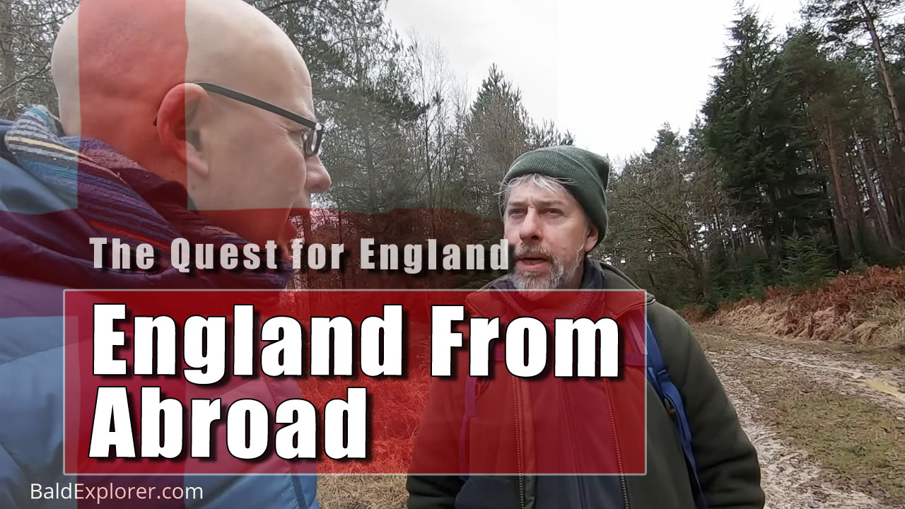 The Quest for England: The Perspective from Overseas