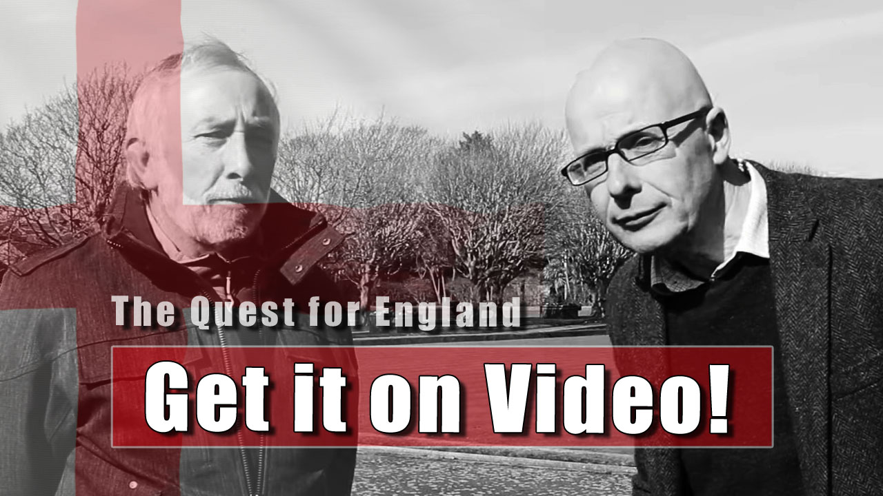 The Quest for England: Capture the World
