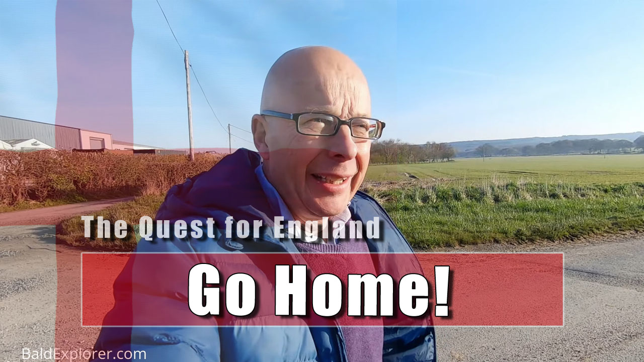 The Quest For England: Go Home and Lock the Doors