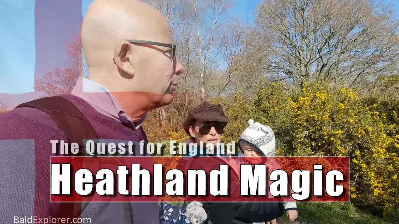 The Quest for England: A Quick Stroll Around Petersfield Heath
