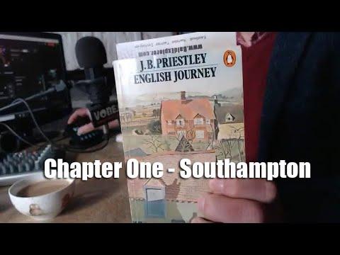 Bald Explorer - LIVE - English Journey by JB Priestley