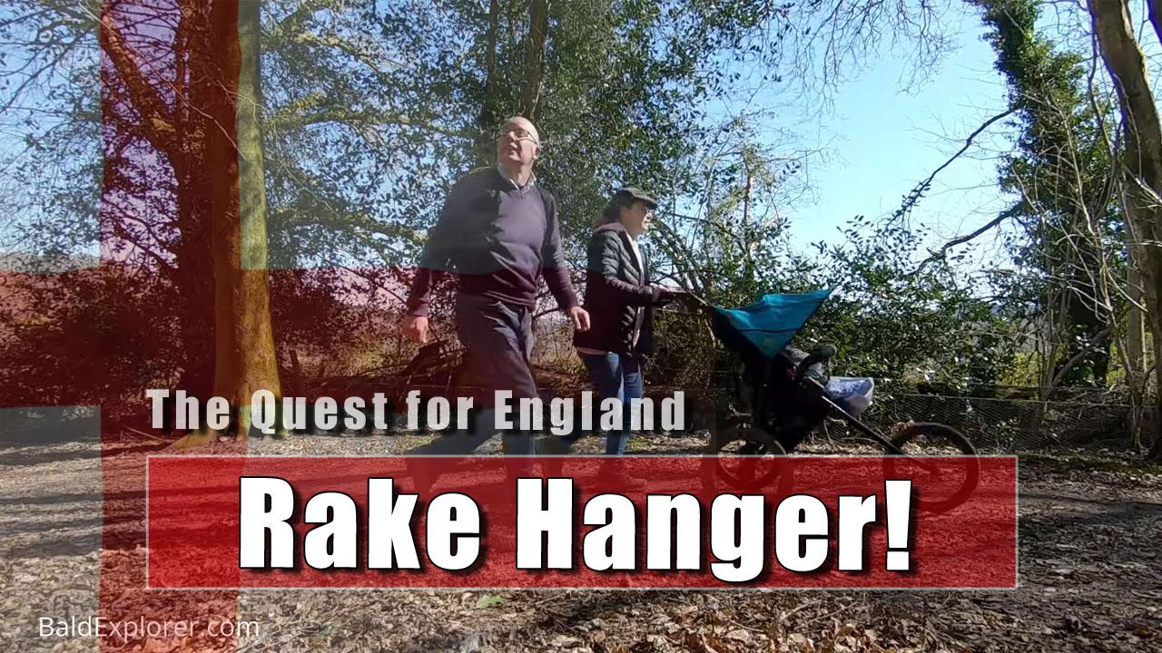The Quest for England - A Walk Along Rake Hanger