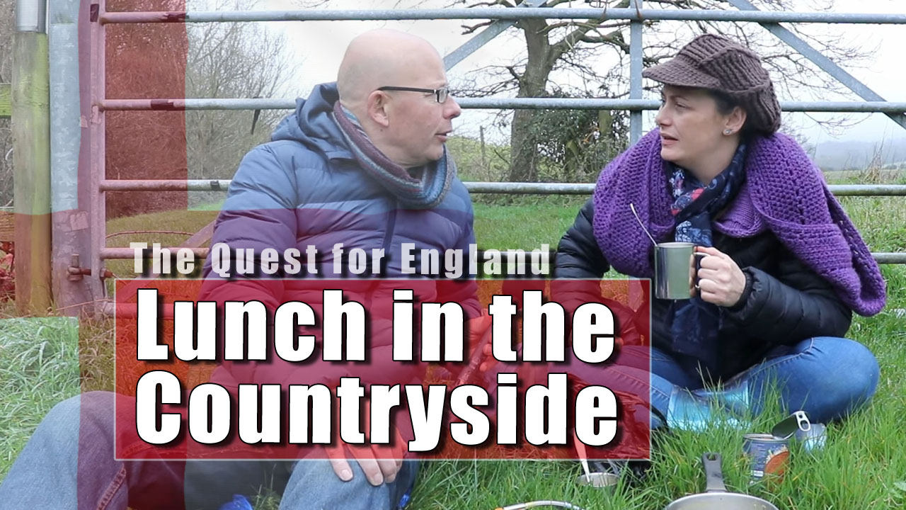 The Quest for England: Horse, Soup and Nuts!