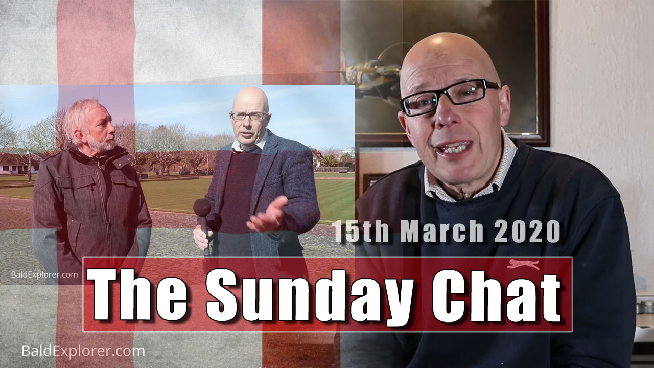 The Quest So Far - The Sunday Chat - 15th March 2020