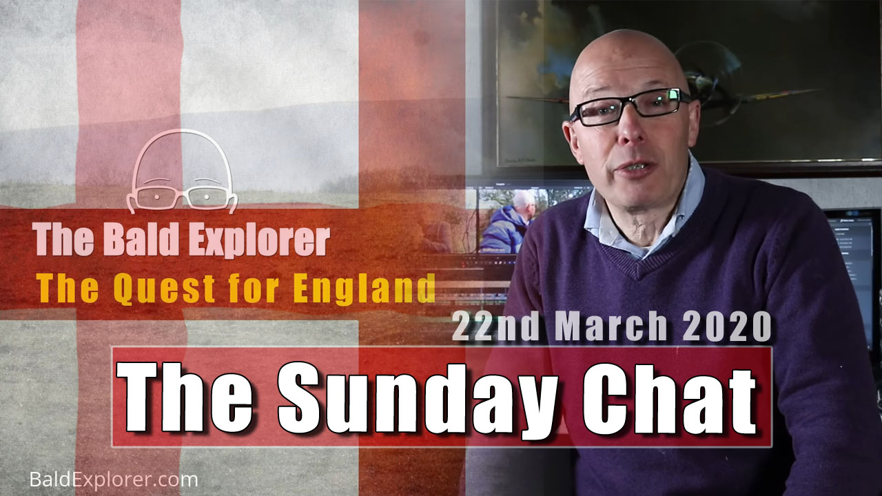 The Quest Continues - The Sunday Chat