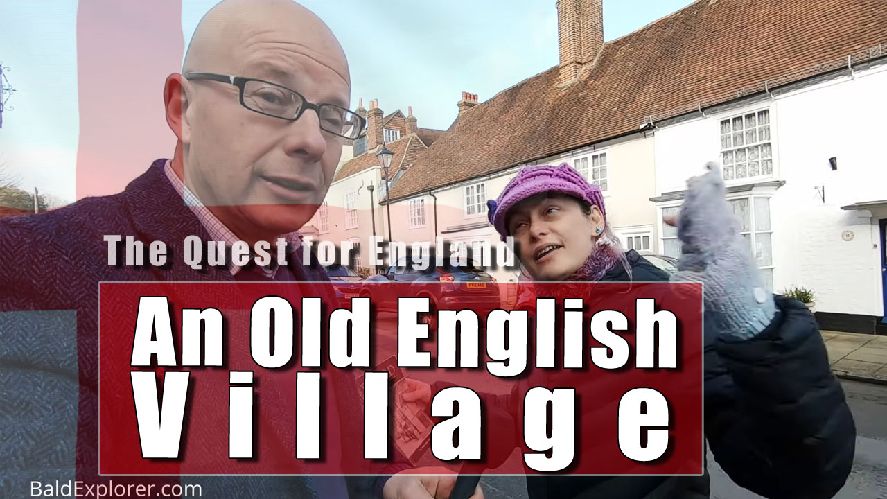 The Quest for England: Titchfield Village in Hampshire
