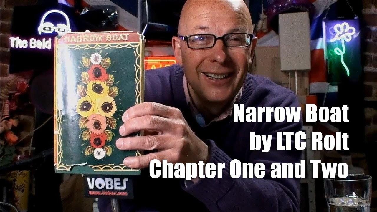 Bald Explorer - LIVE - LTC Rolt's Narrow Boat