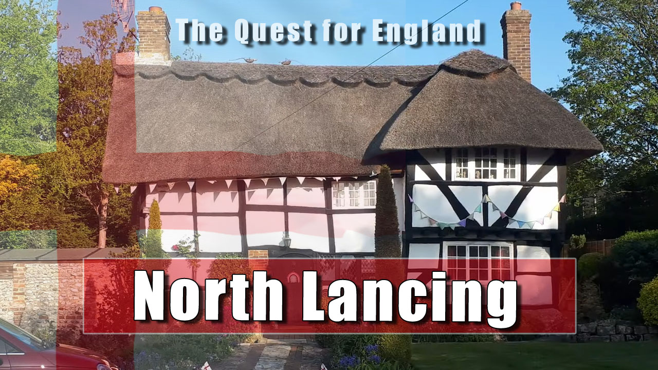 The Quest for England - Early Morning in North Lancing