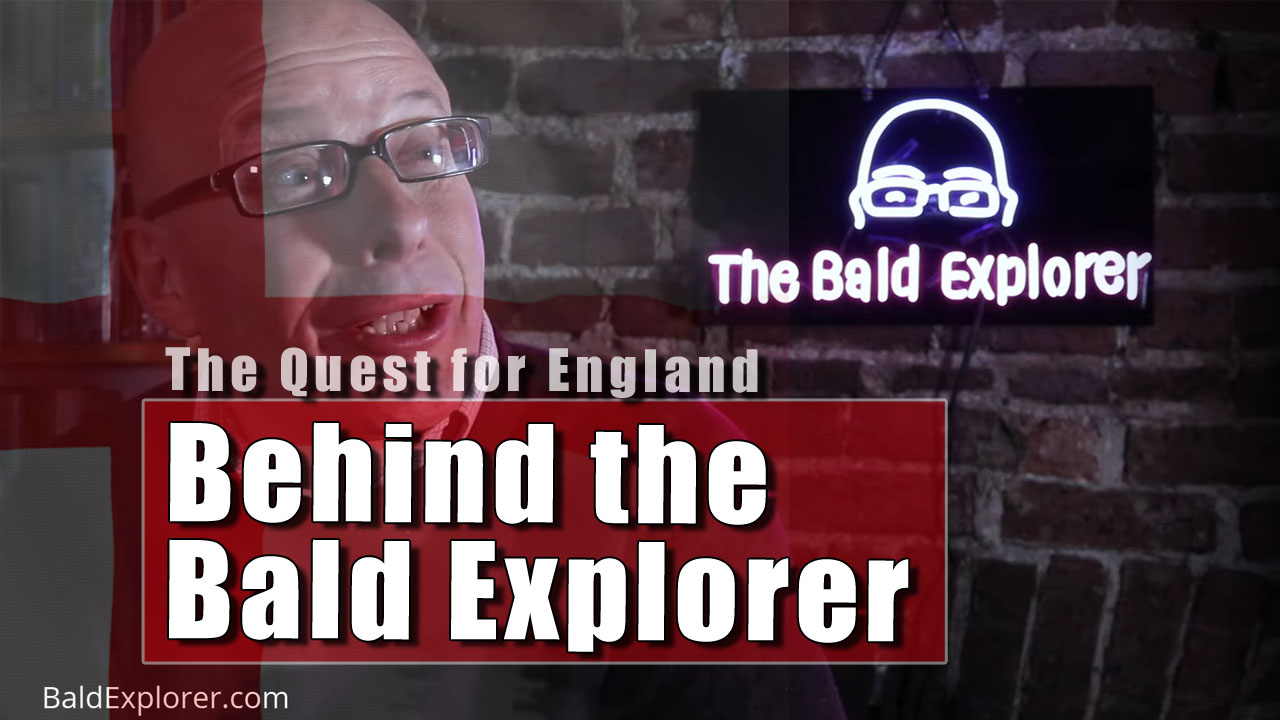 Lockdown: - What are the Bald Explorer Management Team Doing During the Crisis!