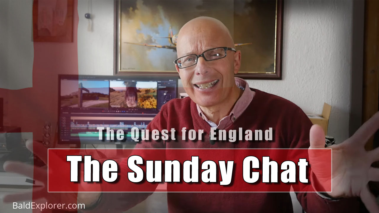 The Quest for England - The Sunday Chat (26th April 2020)