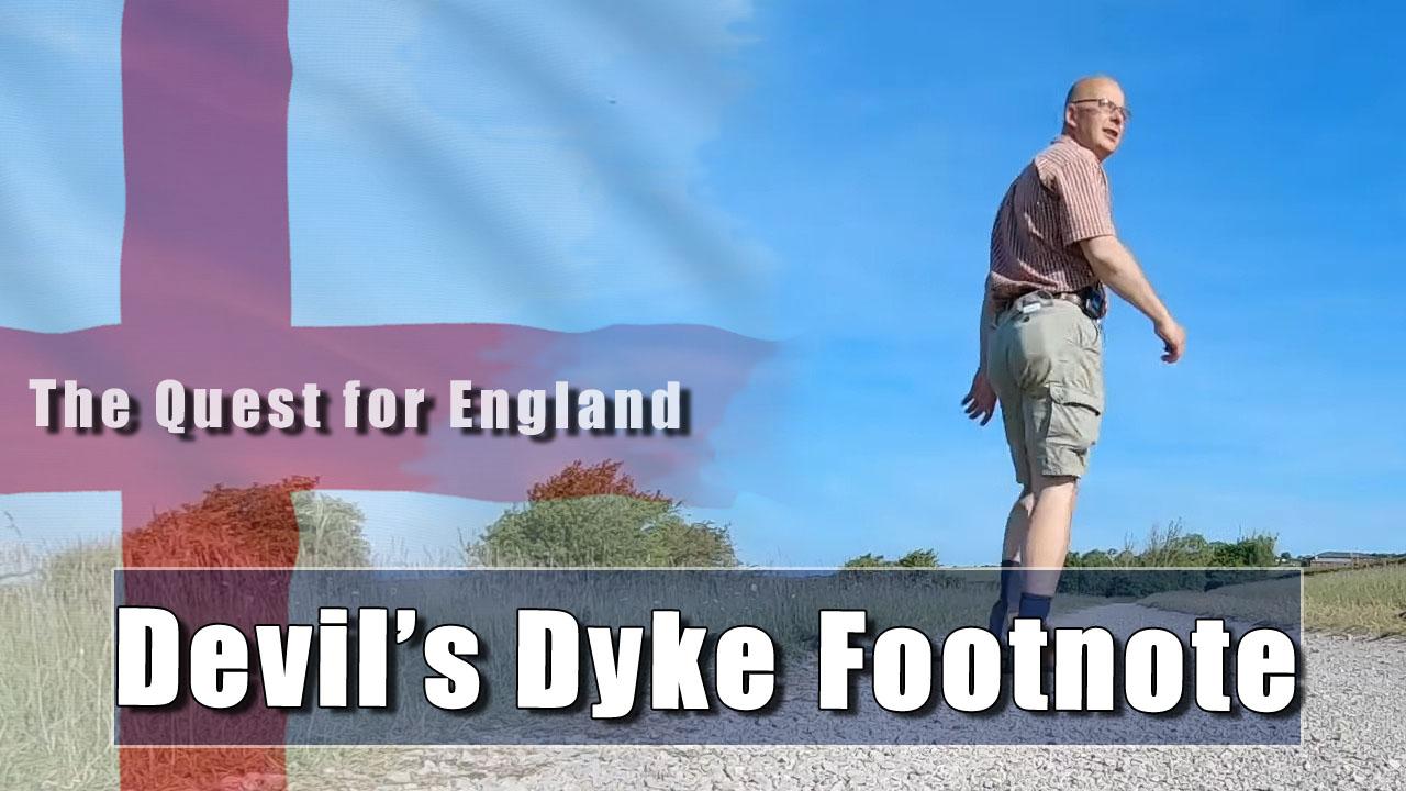 In Which I Take A Walk Along The Dyke Railway Trail