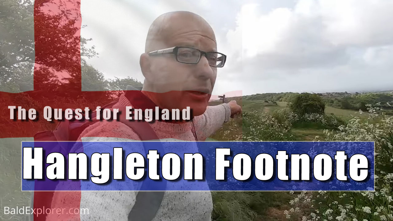 The Quest For England - In Which I Take A Walk Along An Iron Age Footpath