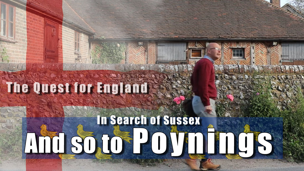 In Search of Sussex - In Which I Find the Source of the Poynings Stream