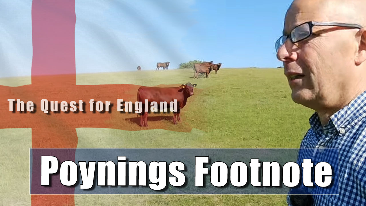The Quest For England - In Which I Take A Walk The Footpaths Around Poynings