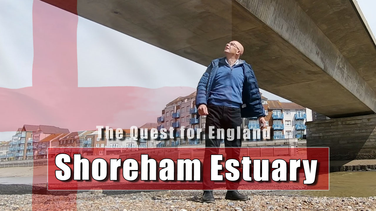 The Quest For England - In Which I Look at Boats and Crustaceans.