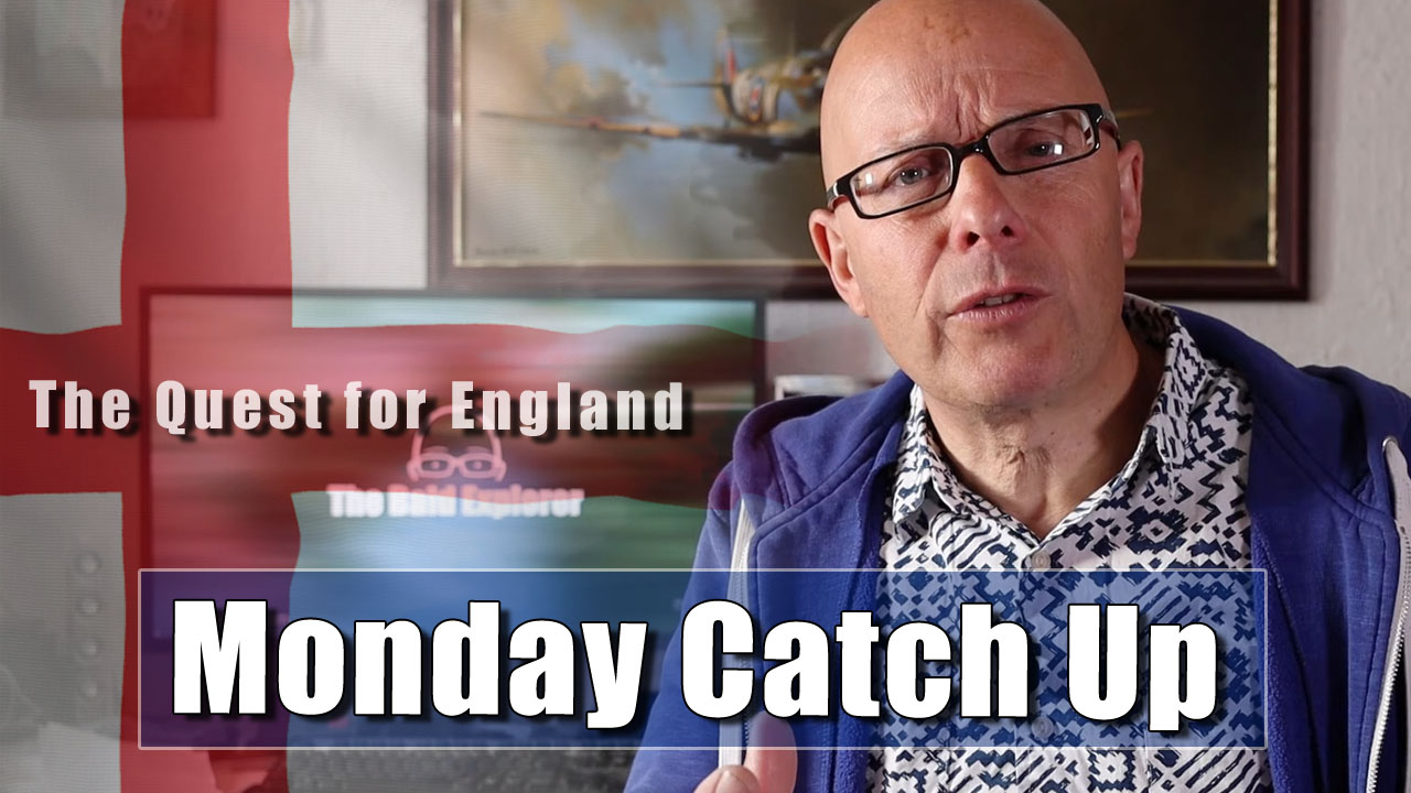 The Monday Catch Up - In Which I Examine the Week's Videos
