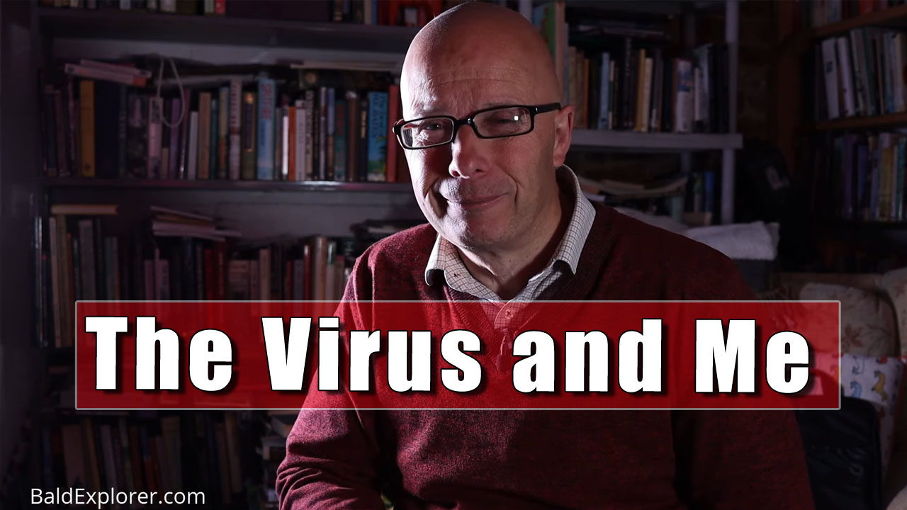 How has the Virus affected the Bald Explorer?