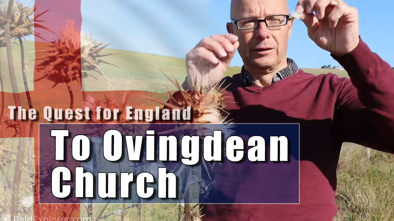 The Quest For England in Which I Take A Walk From Woodingdean to Ovingdean