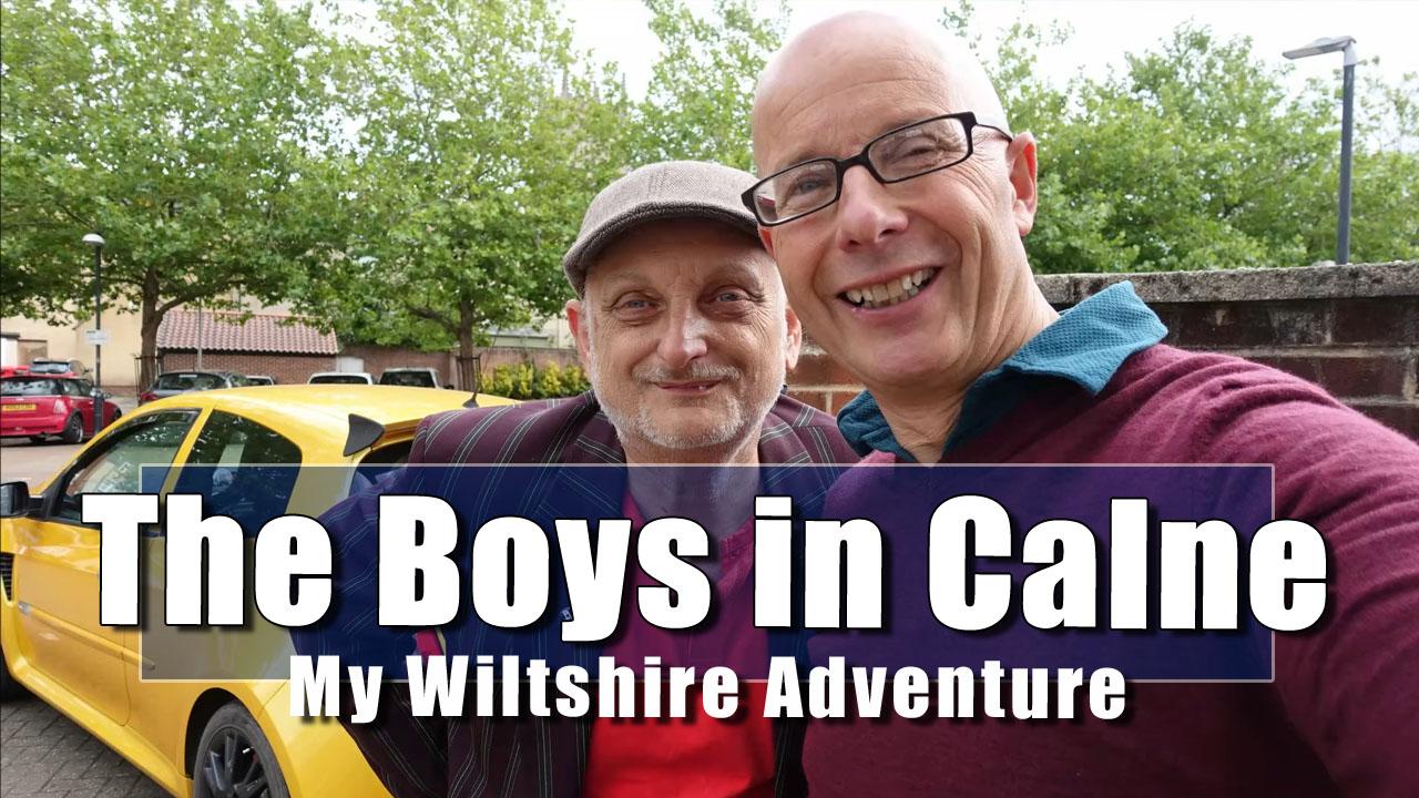 My Wiltshire Adventure - Exploring Calne with Glastonbury Gabriel