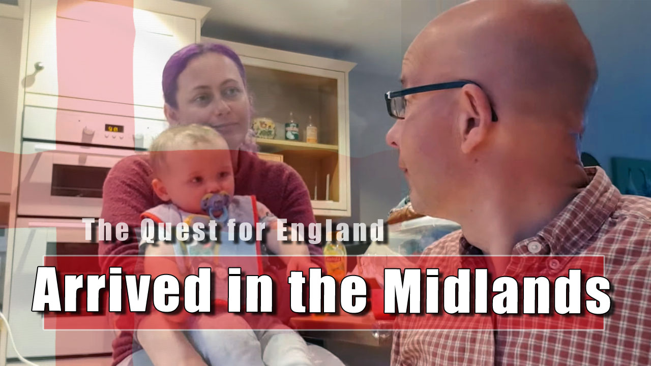 Quest For England - In Which Julia and I Stay in a B&B Near Oswestry