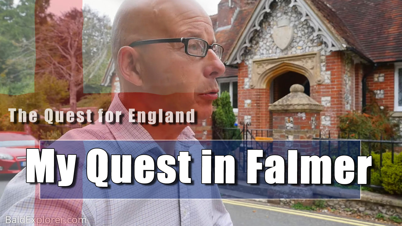 The Quest For England - In Which I Explore Falmer While Considering my Quest