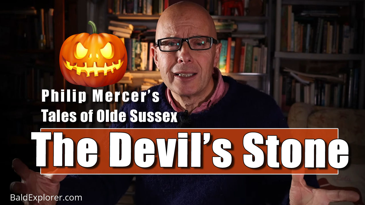 Halloween Story - Philip Mercer's The Devil's Stone (1834)