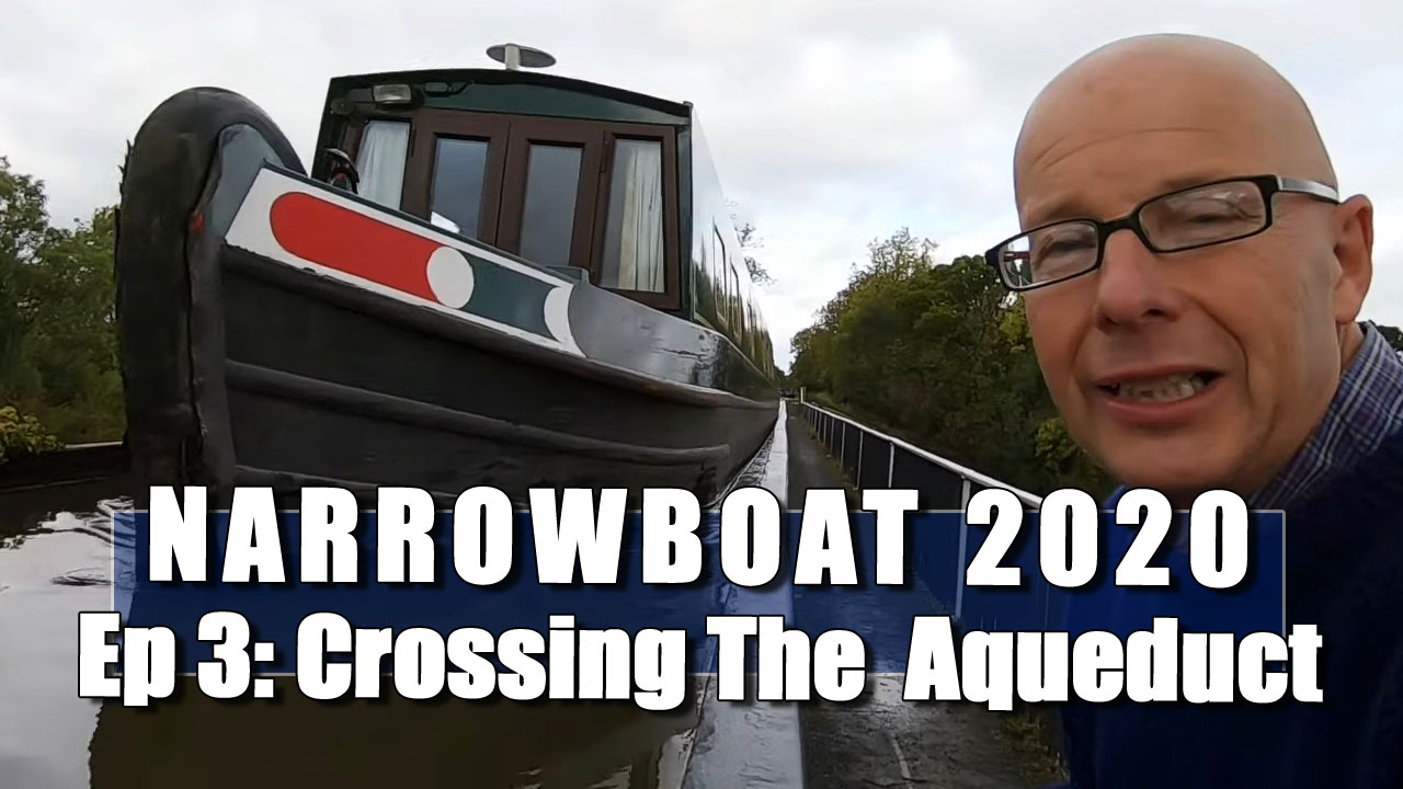 Narrowboat 2020 - In Which Julia and I cross the Edstone Aqueduct
