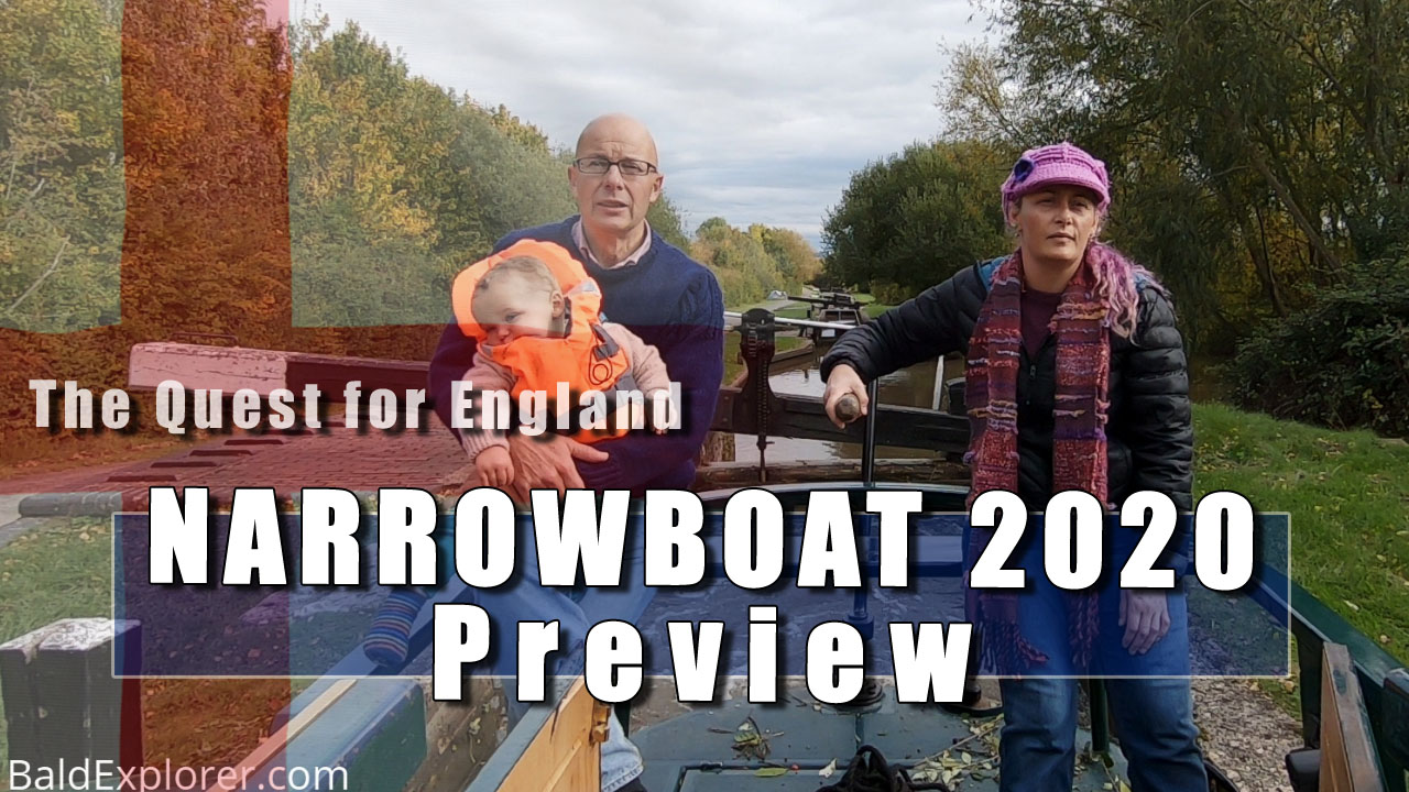 Narrowboat 2020 - A Preview of Our Adventures on the British Waterways
