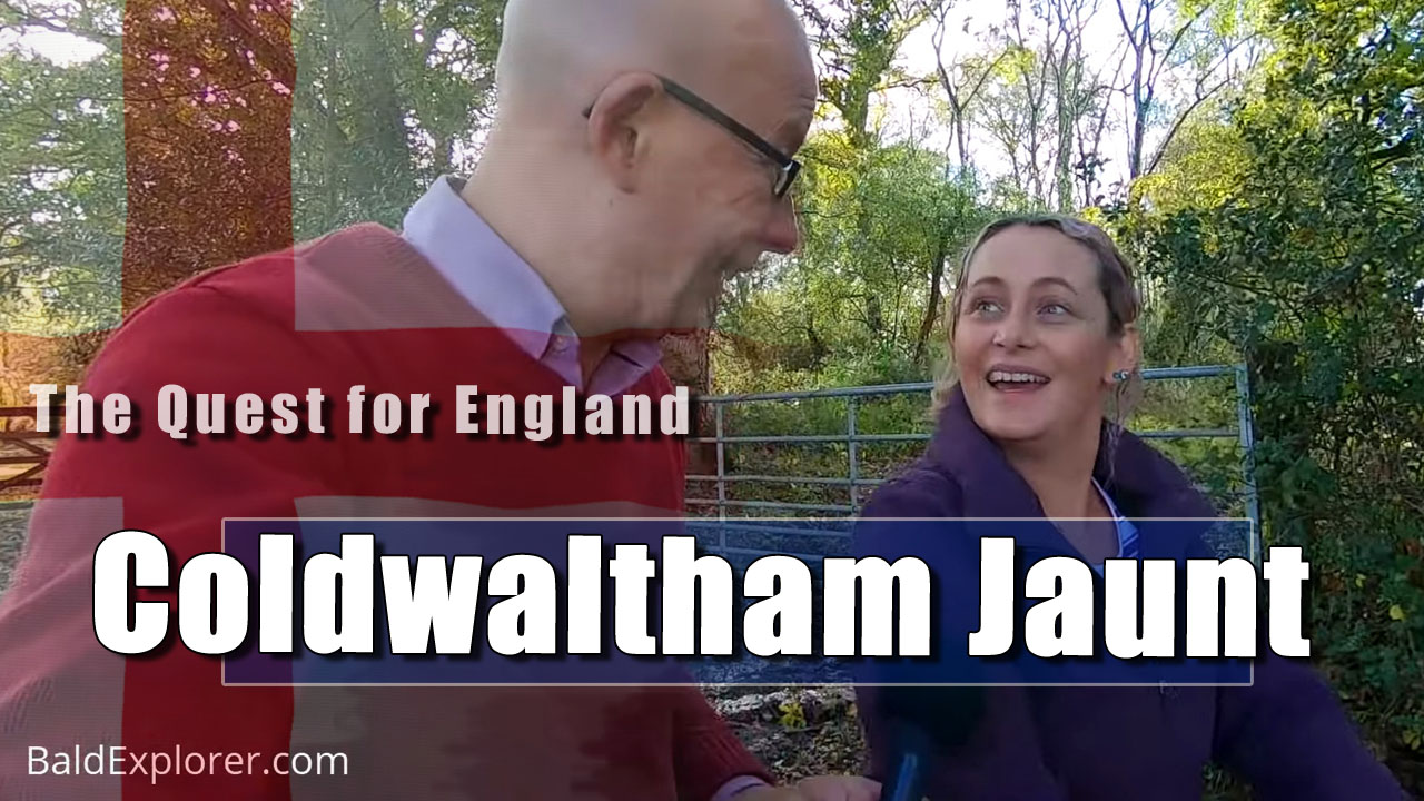 The Quest For England - In The Author's Footsteps - Coldwaltham